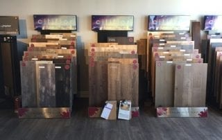 Many different wood flooring options