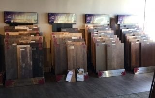 Many selections for wood flooring are available